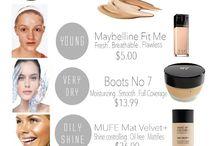 Makeup - Brands