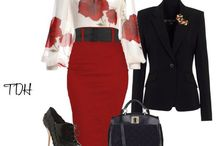 Outfits - Red