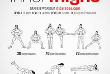 Workout - Thighs