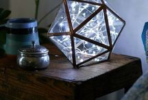 Decorating - Lamps/Candles
