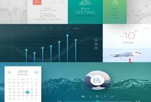 UI/UX Inspiration / A collection of great user interfaces and user experiences