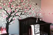 Bedroom Ideas / For me. And the future family (aaaand the future paychecks!)