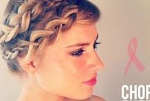 Hairstyles / by Grace Joy Martinez