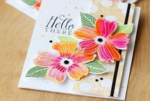inspiration / cards / other crafts that inspire me.