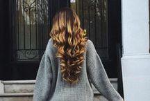 LONG HAIR | CHEVEUX LONG