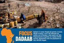 Dadaab - Kenya / Il campo profughi più grande del mondo.
