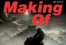 Making Of / Cuadernos de Cine y Educación