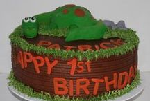 Dino Birthday / Pour un anniversaire sur le thème Dinosaures