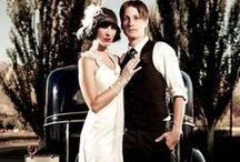 Prohibiton / Charleston Wedding / Thème années 20