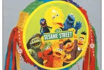 Sesame Street / Anniv pour les petits