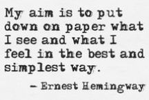 Writing  / A lost art …