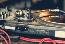 { vinyl } / The black magic