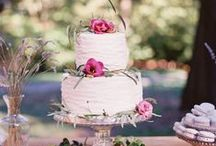 Cake Ideas / Selection of cakes perfect for a quirky wedding!