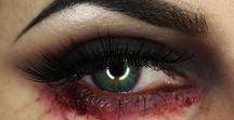|  HALLOWEEN | / Styles de maquillages que nous offrons pour l'halloween / Halloween makeup looks that we offer