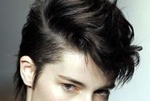 Hairstyles I want to try when I'm better at hair