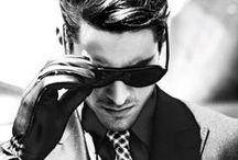 Gentlemen / Fashion and good-looking