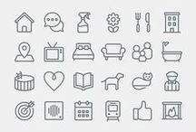 Icon Design / All the best icon packs and icon designs I can find