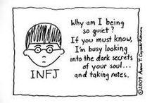 INFJ / Myers-Briggs Type indicator