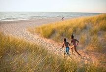 Things to See and Do in Michigan / Campsites, natural wonders, and tourist attractions around our great state of Michigan.