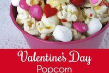 Valentin nap / Valentine's Day / Szívecskés ötletek kicsiknek és nagyoknak!