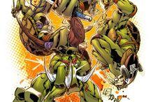 TMNT, Tortugas Ninjas Mutantes Adolescentes