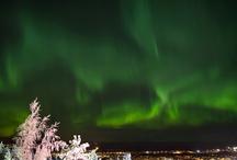 Aurore boreali  / Le aurore boreali sono un fenomeno che illumina il cielo delle notti artiche. Diverse teorie scientifiche spiegano la loro esistenza, ma tutt'ora le aurore sono circondate da un alone di mistero.