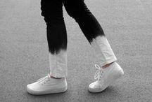DIY Bottoms / Tutorials  //Jeans / Pants / Skirts//