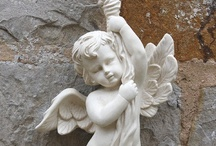 Angels, Cupids and Putti