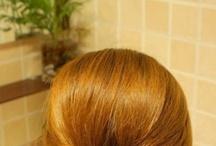 pretty hair / by Chantel Brady