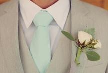 WeddingGroomswear / Have a perfect future husband. / by Carla Fluorescent