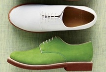 WeddingManShoes / Make your boyfriend learn to dance for your wedding day. / by Carla Fluorescent