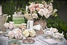 WeddingDecoration / Make a normal wedding the best wedding ever. / by Carla Fluorescent