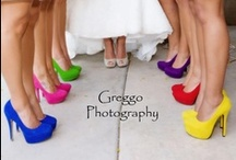 WeddingBridesmaidsShoes / And do not let them stop dancing. / by Carla Fluorescent