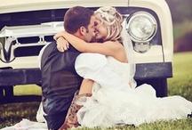 WeddingPhotos / by Carla Fluorescent