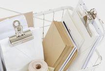 < Ideas & organization >