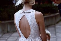 < Perfect white dress >