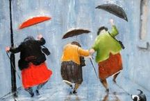 ~ umbrellaz ~ / ~ for the rain or for the sun...let a smile be your umbrella ~ / by mary lou