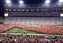 2013 New Student Convocation / The #UNL Class of 2017 kicked off the year with New Student Convocation (Tunnel Walk, Class Photo & Pep Rally with Husker Athletes) at Memorial Stadium.