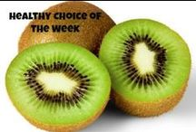 Healthy Choice of the Week / Foods that are proven to be great for your teeth!