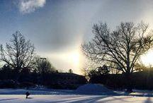 UNL is a Winter Wonderland