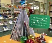 Navidad en las bibliotecas BUZ