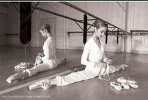 IL Y A 100 ANS JE DANSAIS / Ballerine, pointe, labeur, classique, muscles, oubli, transcendance.