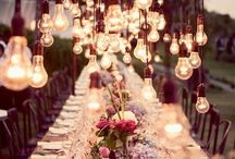 Wedding!!  / Start collecting materials and ideas for mine!!
