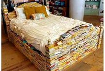 Bookends & Book Nooks / And other book related goodies. / by Marcia Meara - Writer