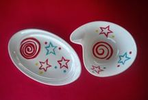 Cerámica / Piezas y murales de cerámica