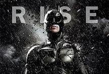 The Dark Knight / by Brenda Peralta
