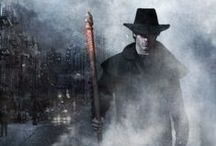 Dresden Files / Okay, Dresden under Urban Fantasy, Dresden under Cover Art, Dresden under Chris McGrath. May as well go all the way, and just make a Dresden Files board, period.  After all, it IS my very favorite Urban Fantasy series, bar none. Harry Blackstone Copperfield Dresden RULES!