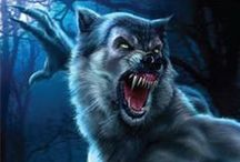 Monsters! / Werewolves and vampires and monsters, Oh, My!