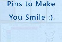 Smile :) / Reasons to smile every day and to put a smile on your face :)