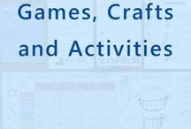 Games, Crafts & Activities / Activities for kids and adults with 'Teeth' in mind!